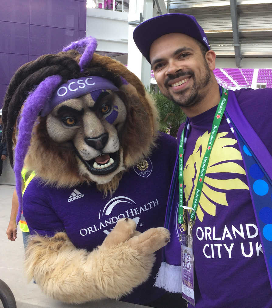 Orlando City UK Meet Kingston