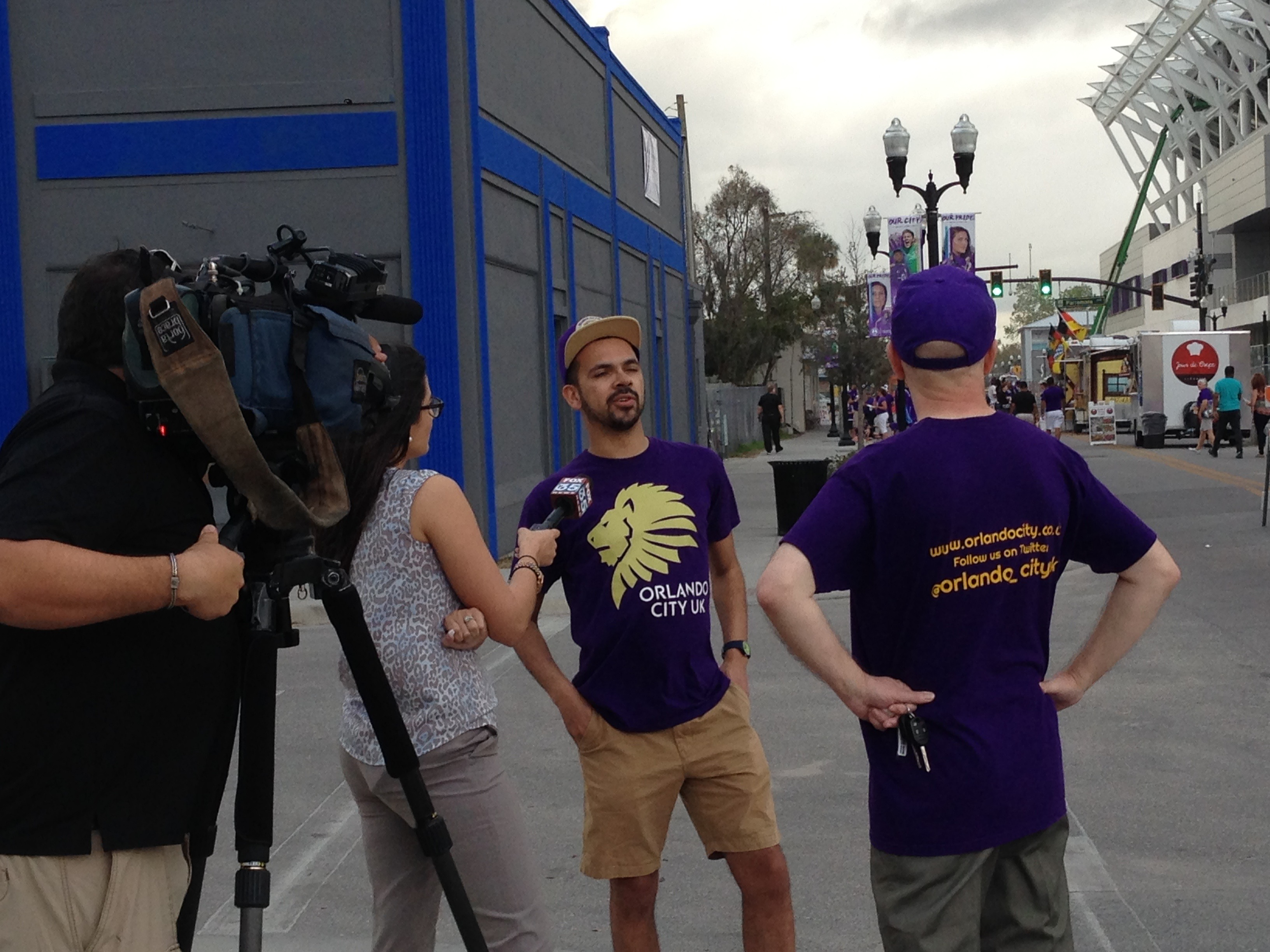 Orlando City UK Press