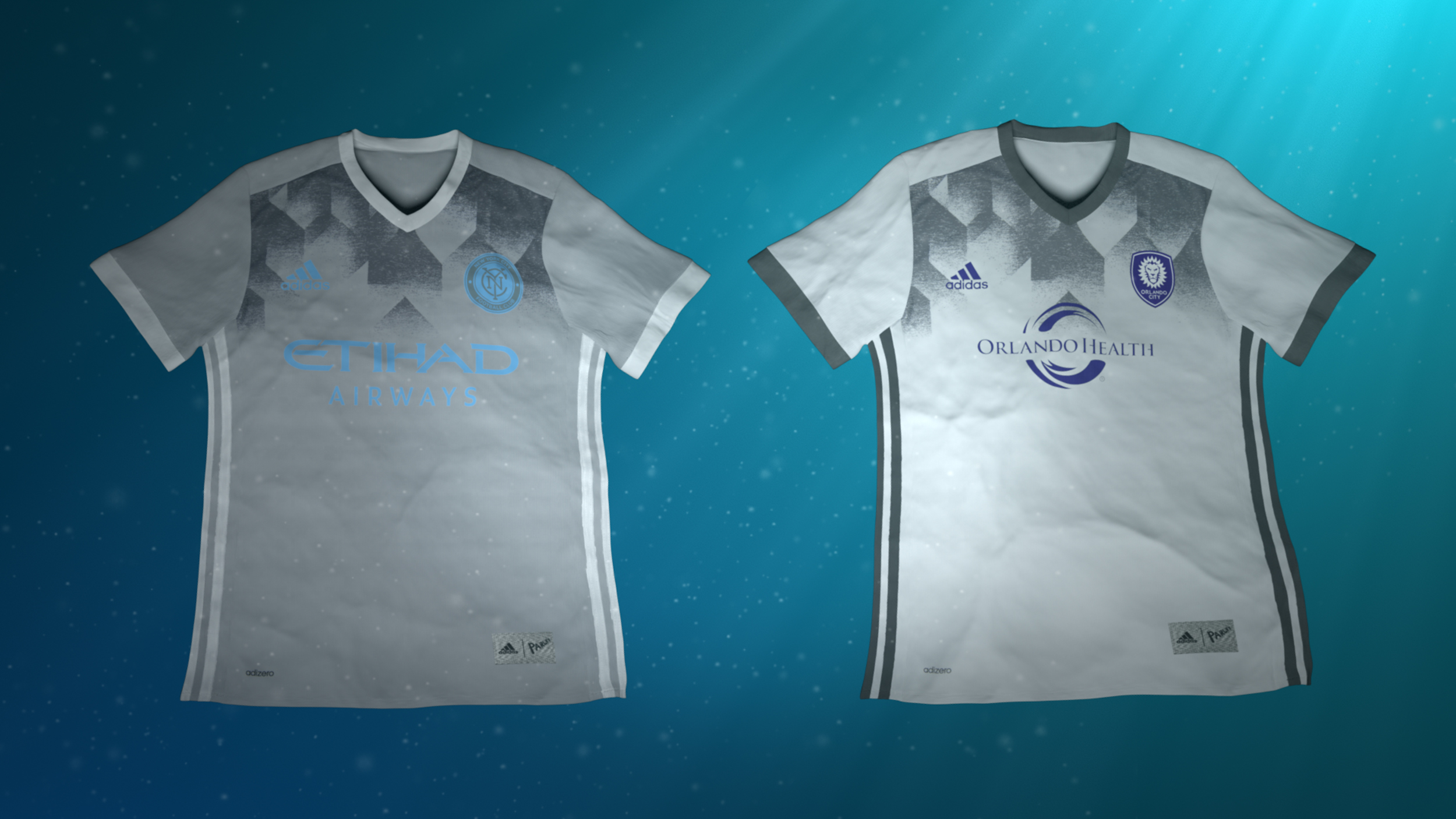 New York City FC vs Orlando City SC - Adidas Parley