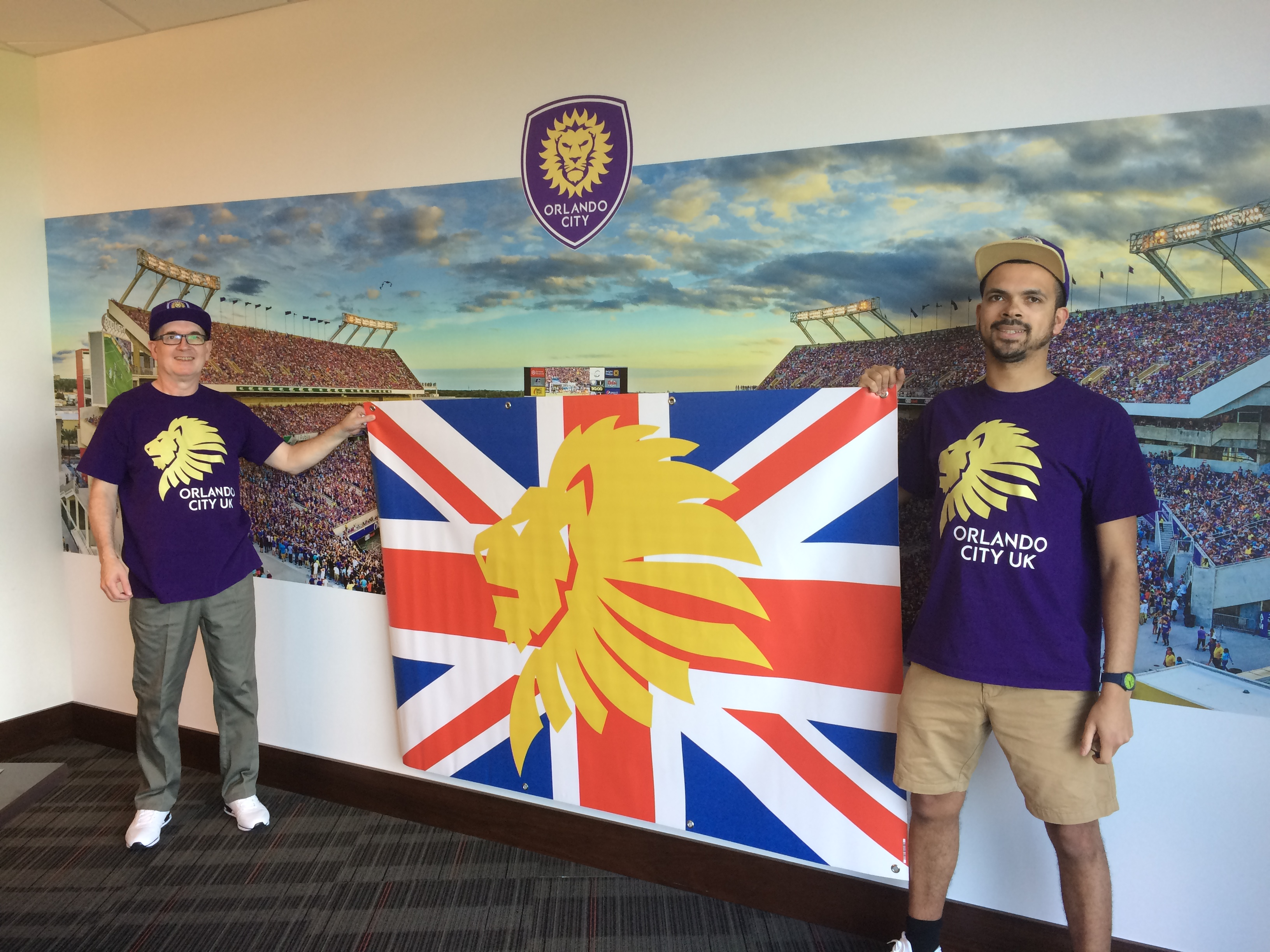 Orlando City UK Revisiting Orlando this May - June 2017