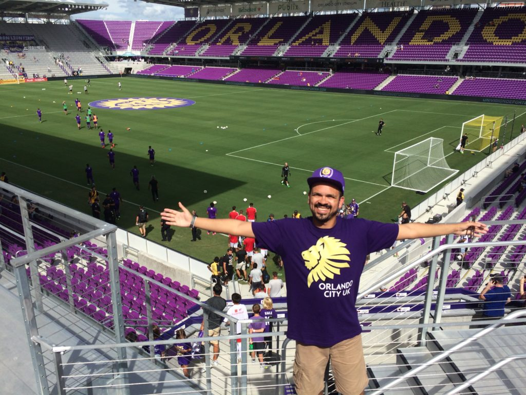 Orlando City UK revisiting Orlando for a third successive year this March