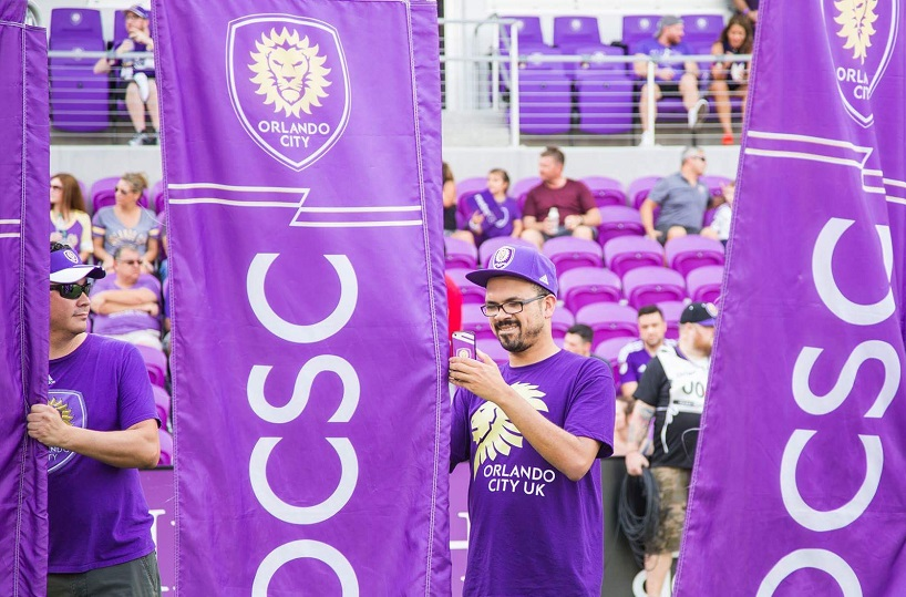 Orlando City UK visiting Orlando for a third successive year this March