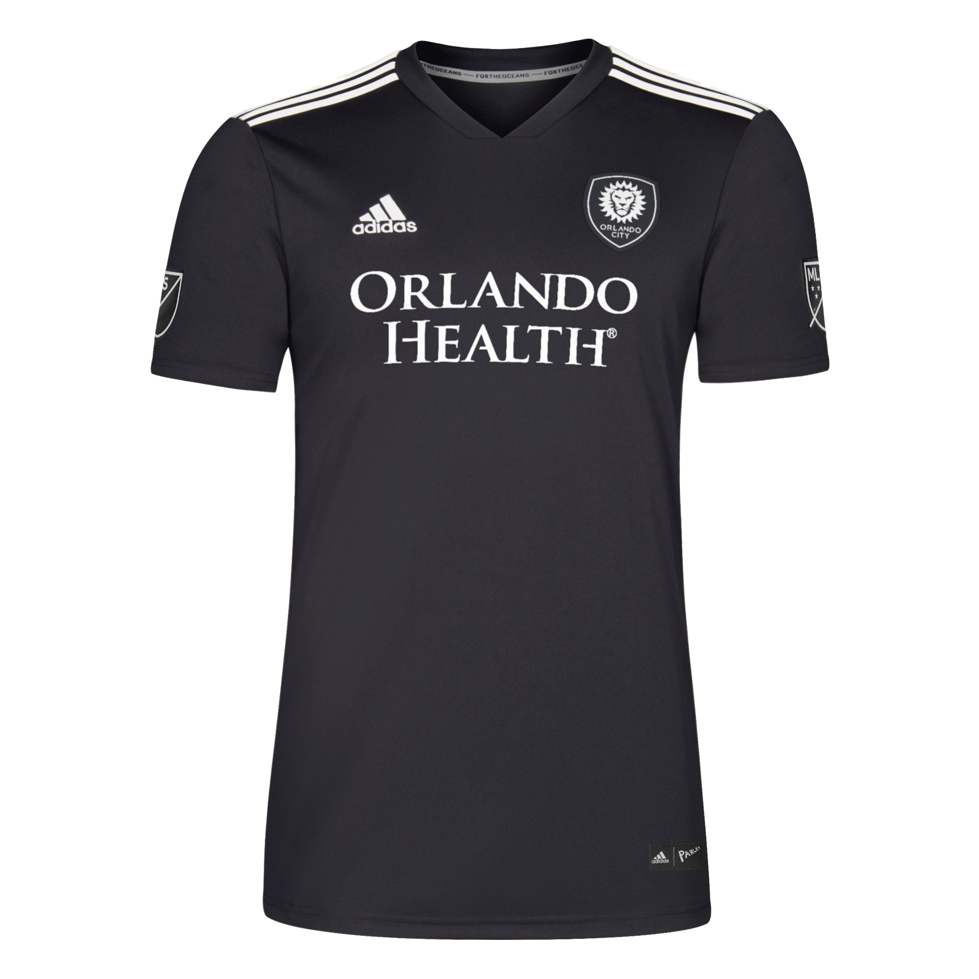 0f850013c53 Orlando City SC to wear special black jersey against San Jose Earthquakes